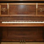 Buffetpiano R.S. Howard Co piano (1904) - New-York